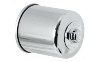 Black Friday Sale - K&N High Performance Chrome Wrench-Off Oil Filter - KN-303C