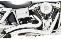 Black Friday Sale - Freedom Performance Chrome Sharp Curve Radius System - HD00218
