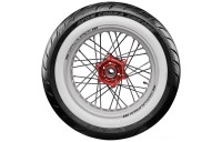 Black Friday Sale - Avon AV92 Cobra Chrome 150/80B16 Wide Whitewall Rear Tire - 2120295