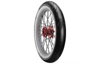 Black Friday Sale - Avon AV91 Cobra Chrome MH90-21 Wide Whitewall Front Tire - 2120195