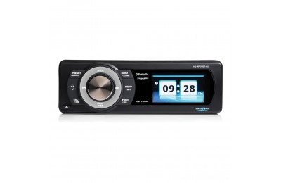 "Black Friday Sale - Aquatic AV SiriusXM Ready Bluetooth Stereo with 3"" Color Display - AQ-MP-5UBT-HS"
