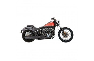 Black Friday Sale - Vance & Hines Pro Pipe Black Exhaust - 47527