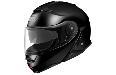 Black Friday Sale - Shoei Neotec II Gloss Black Modular Helmet - 77-11855