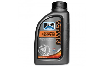Black Friday Sale - Bel-Ray V-Twin Primary Chaincase Lubricant Liter - 96920-BT1