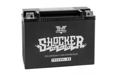 Black Friday Sale - Twin Power Shocker Battery - TPZ24HL-BS