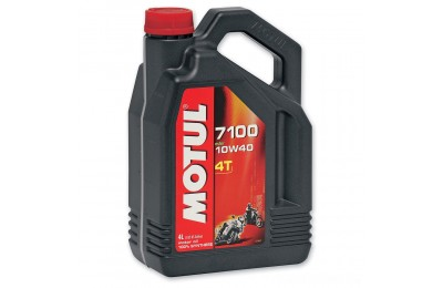 Black Friday Sale - MOTUL 7100 Synthetic Motor Oil - 104092