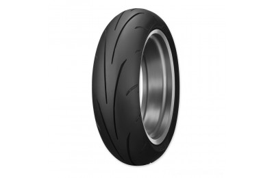 Black Friday Sale - Dunlop Sportmax Q3+ 180/55ZR17 Rear Tire - 45036885