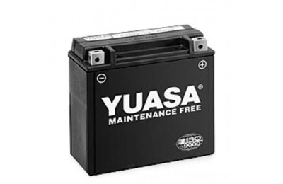 Black Friday Sale - Yuasa High-Performance Maintenance Free Battery - YTX24HL-BS replaces type Y50-N18L-A