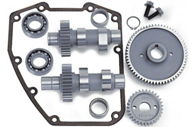 Black Friday Sale - S&S Cycle Complete Gear Drive 510G Camshaft Kit - 33-5177