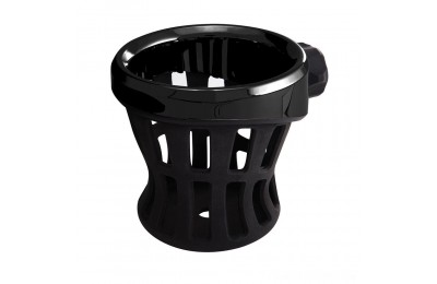 Black Friday Sale - Ciro Black Drink Holder With Perch Mount - 50611