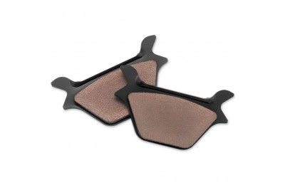 Black Friday Sale - Twin Power X-Stop Sintered Rear Brake Pads - HD6011-CU7
