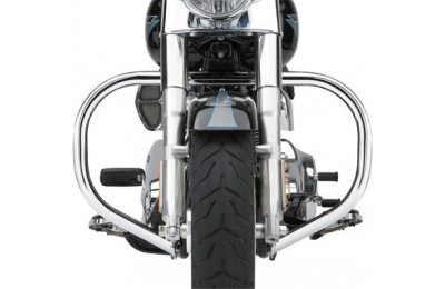 "Black Friday Sale - Cobra Standard Chrome 1-1/4"" Freeway Bars - 601-2101"