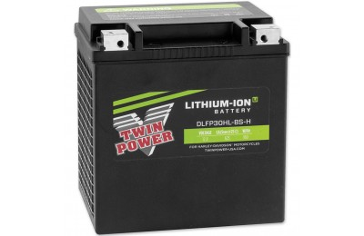Black Friday Sale - Twin Power Lithium Ion Batteries - DLFP30HL-BS-H