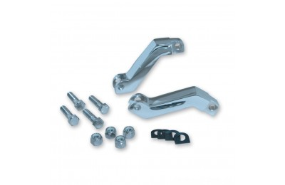 Black Friday Sale - J&P Cycles Offset Footpeg Extension Kit