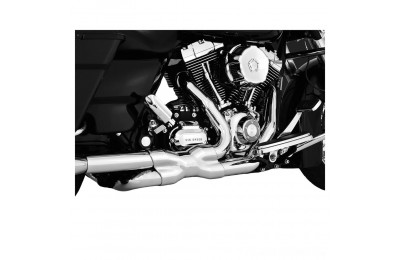 Black Friday Sale - Vance & Hines Power Duals Exhaust Chrome - 16832