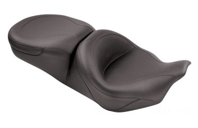 Black Friday Sale - Mustang One-Piece Touring Seat - 76033