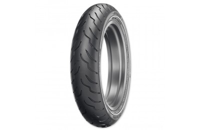 Black Friday Sale - Dunlop American Elite MT90B16 72H Narrow White Stripe Front Tire - 45131353