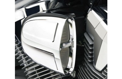 Black Friday Sale - Cobra PowrFlo Air Cleaner System Chrome - 06-0133