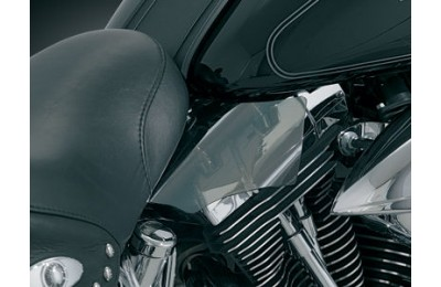 Black Friday Sale - Kuryakyn Saddle Shield Air Deflectors - 1186