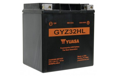 Black Friday Sale - Yuasa GYZ-Series Batteries - YUAM732GHL