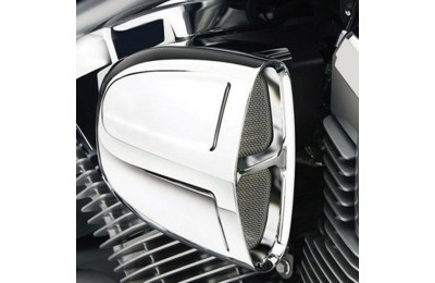 Black Friday Sale - Cobra PowrFlo Air Cleaner System Chrome - 606-0103