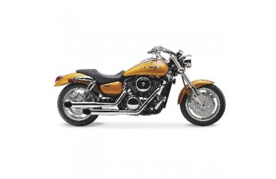 Black Friday Sale - Cobra Classic Deluxe Slashcut Exhaust - 4569SC