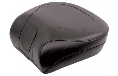 Black Friday Sale - Mustang Wide Vintage Recessed Passenger Seat - 79488