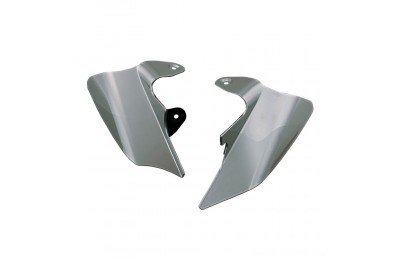 Black Friday Sale - Kuryakyn Saddle Shield Air Deflectors - 1188