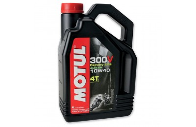 Black Friday Sale - MOTUL 300V Synthetic Motor Oil - 104121