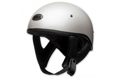 Black Friday Sale - Bell Pit Boss Sport White Half Helmet - 7080712