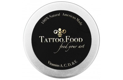 Black Friday Sale - Riders Leather Seal Tattoo Food 4 oz - TF2013-01