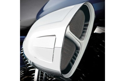 Black Friday Sale - Cobra PowrFlo Air Cleaner System Chrome - 06-0467
