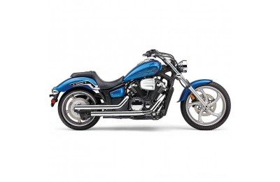 Black Friday Sale - Cobra Dragsters Exhaust Chrome - 2630T