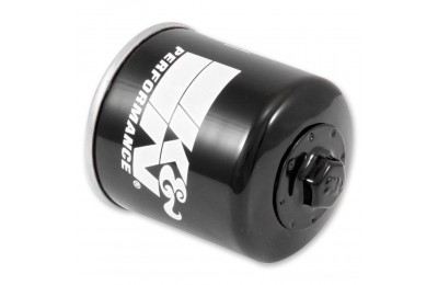 Black Friday Sale - K&N High Performance Black Wrench-Off Oil Filter - KN-303