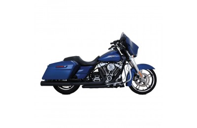 Black Friday Sale - Vance & Hines Dresser Duals Exhaust Black - 47651