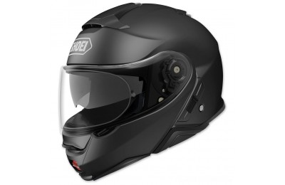 Black Friday Sale - Shoei Neotec II Matte Black Modular Helmet - 77-11875