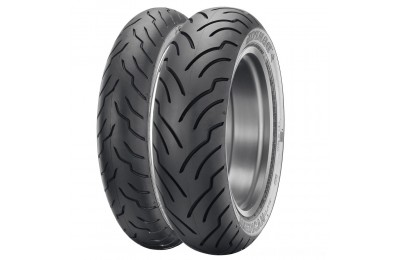 Black Friday Sale - Dunlop American Elite 180/65B16 81H Rear Tire - 45131267