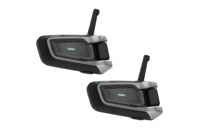 Black Friday Sale - Cardo PackTalk Bold with JBL Audio Duo Bluetooth Communication System - PTB00101