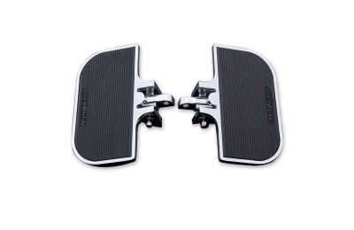 Black Friday Sale - J&P Cycles Universal Chrome Mini-Floorboards