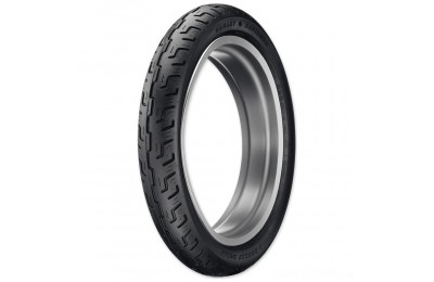 Black Friday Sale - Dunlop D401 100/90-19 Front Tire - 45064057