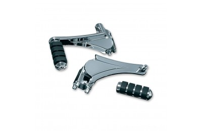 Black Friday Sale - Kuryakyn Adjustable Passenger Pegs - 4353