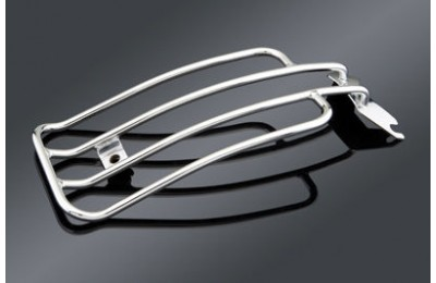Black Friday Sale - Motherwell Chrome Solo Seat Luggage Rack - MWL-133