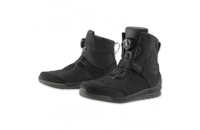 Black Friday Sale - ICON Men's Patrol 2 Black Boots - 3403-0894