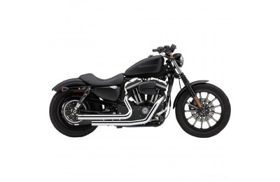 Black Friday Sale - Cobra Dragsters Exhaust Chrome - 6833T