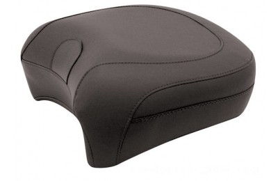 Black Friday Sale - Mustang Wide Vintage Recessed Passenger Seat - 79110