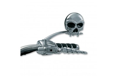 Black Friday Sale - Kuryakyn Chrome Zombie Lever Set - 1047