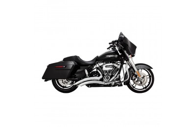 Black Friday Sale - Vance & Hines Big Radius 2 into 2 Chrome Exhaust - 26073