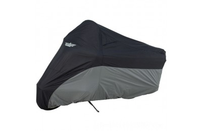 Black Friday Sale - UltraGard Black/Charcoal Bike Cover - 4-472BC-XL
