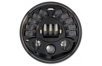 "Black Friday Sale - J.W. Speaker 7"" LED Black Adaptive 2 Series Headlight - 0555011"