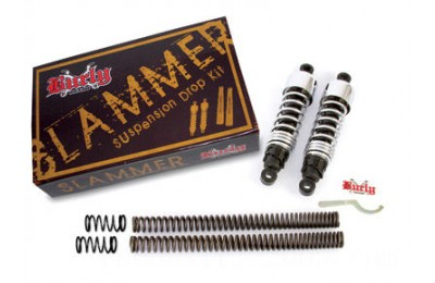 Black Friday Sale - Burly Brand Chrome Slammer Kit - B28-1004